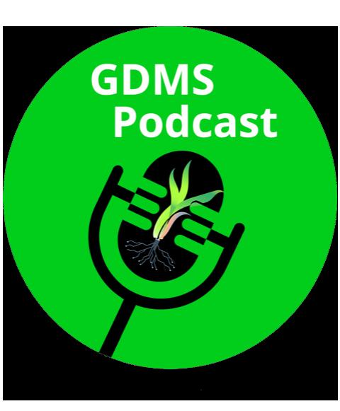 GDMS Podcast Logo