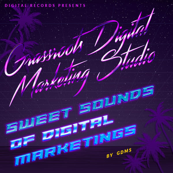 80s Style GDMS record album