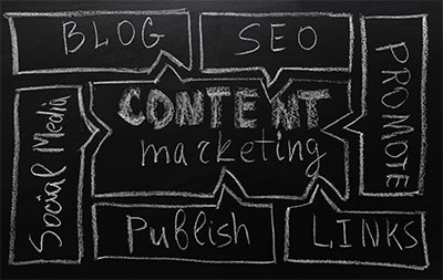 content marketing services image