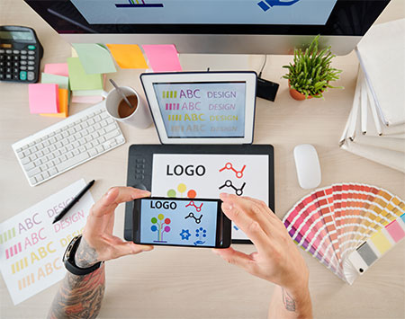 graphic design logo image