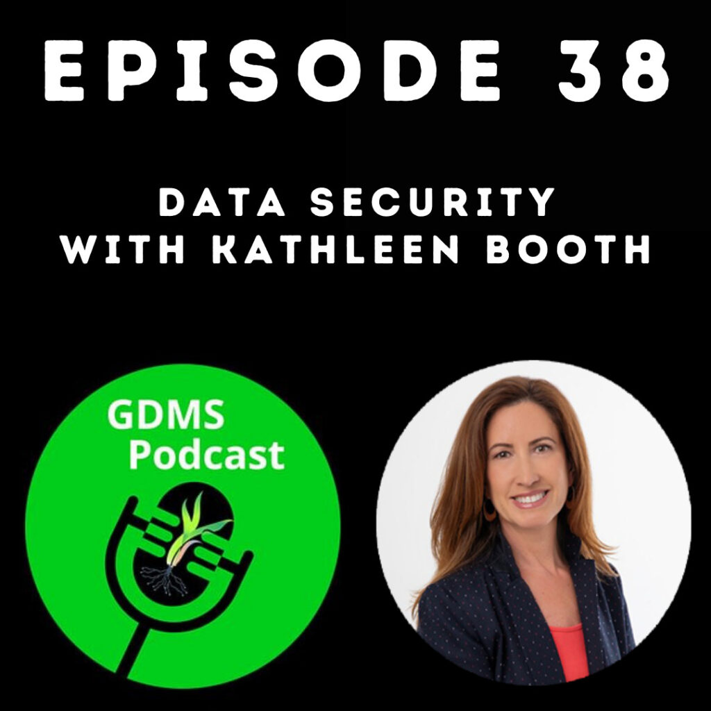 Data Security with Kathleen Booth