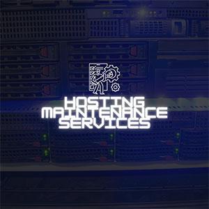 Hosting Maintenance Services