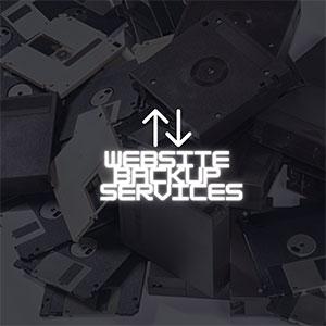 Website Backup Services